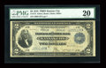 Fr. 775 $2 1918 Federal Reserve Bank Note PMG Very Fine 20
