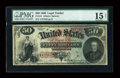 Large Size:Legal Tender Notes, Fr. 151 $50 1869 Legal Tender PMG Choice Fine 15 Net....