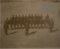 American Indian Art:Photographs, A PHOTOGRAPH OF INDIAN POLICE. D. F. Barry. c. 1890...