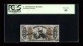 Fractional Currency:Third Issue, Fr. 1364 50c Third Issue Justice PCGS Choice New 63....
