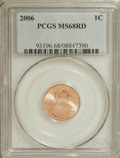 Lincoln Cents, 2006 1C MS68 Red PCGS. Numismedia Wsl. Price for NGC/PCGS coin in MS68: $1300. (...