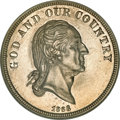Patterns, 1866 5C Five Cents, Judd-481, Pollock-571, Low R.7--SpotRemoved--NCS. Proof....