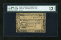 Colonial Notes:South Carolina, South Carolina December 23, 1776 $20 PMG Fine 12 Net....