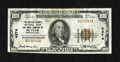 National Bank Notes:Pennsylvania, Butler, PA - $100 1929 Ty. 1 The Butler County NB & TC Ch. #4374. ...