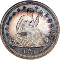 Proof Seated Quarters, 1878 25C PR67 Ultra Cameo NGC....
