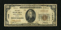 National Bank Notes:Georgia, Atlanta, GA - $20 1929 Ty. 1 The First NB Ch. # 1559. ...