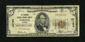 National Bank Notes:Virginia, Norfolk, VA - $5 1929 Ty. 1 The Seaboard Citizens NB Ch. # 10194....