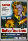 "Movie Posters:Action, The Fiction Makers (Michael Green Interprises, 1968). British OneSheet (27"" X 40""). Action...."
