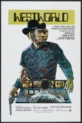 """Movie Posters:Science Fiction, Westworld (MGM, 1973). One Sheet (27"""" X 41""""). Science Fiction...."""