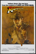 """Movie Posters:Adventure, Raiders of the Lost Ark (Paramount, 1981). One Sheet (27"""" X 41"""").Adventure...."""