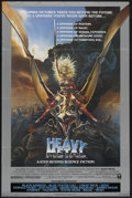 "Movie Posters:Animated, Heavy Metal (Columbia, 1981). One Sheet (27"" X 41"") Style A.Animated...."