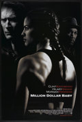 "Movie Posters:Sports, Million Dollar Baby (Warner Brothers, 2004). International One Sheet (27"" X 40"") DS Advance. Sports...."
