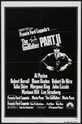 "Movie Posters:Crime, The Godfather Part II (Paramount, 1974). One Sheet (27"" X 41"").Crime...."