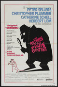 """Movie Posters:Comedy, The Return of the Pink Panther (United Artists, 1975). One Sheet (27"""" X 41""""). Comedy...."""