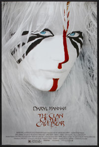 "The Clan of the Cave Bear (Warner Brothers, 1985). One Sheet (27"" X 40""). Drama"
