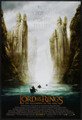"Movie Posters:Fantasy, The Lord of the Rings: The Fellowship of the Ring (New Line, 2001). One Sheet (27"" X 40"") SS Style C Advance. Fantasy...."