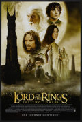 "Movie Posters:Fantasy, The Lord of the Rings: The Two Towers (New Line, 2002). One Sheet (27"" X 40"") SS Style A. Fantasy...."