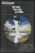 """Movie Posters:Science Fiction, The Man Who Fell to Earth (Lion International, 1976). British OneSheet (25.5"""" X 38.25""""). Science Fiction...."""