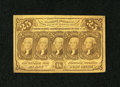 Fractional Currency:First Issue, Fr. 1281 25c First Issue Extremely Fine....