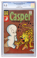Golden Age (1938-1955):Cartoon Character, Casper the Friendly Ghost #31 File Copy (Harvey, 1955) CGC VF/NM9.0 Off-white pages....