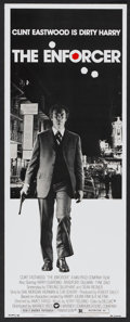 "Movie Posters:Crime, The Enforcer (Warner Brothers, 1977). Insert (14"" X 36""). Crime...."