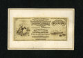 Miscellaneous:Pennsylvania, Naramore Card Philadelphia, PA - $500 Original Fr. 464 TheManufacturers NB Ch. # 557. ...