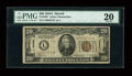Small Size:World War II Emergency Notes, Fr. 2305* $20 1934A Hawaii Federal Reserve Note. PMG Very Fine 20.. ...