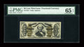 Fractional Currency:Third Issue, Fr. 1331 50c Third Issue Spinner PMG Gem Uncirculated 65 EPQ....