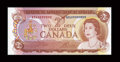 Canadian Currency: , BC47b $2 1974. ...