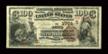 New Orleans, LA - $100 1882 Brown Back Fr. 524 The State NB Ch. # (S)1774