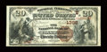Coxsackie, NY - $20 1882 Brown Back Fr. 495 The NB of Coxsackie Ch. # (E)1398