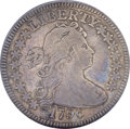 Early Quarters, 1796 25C Fine 12 PCGS....