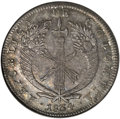 Colombia, Colombia: Republic 8 Reales 1834RS Bogota,...