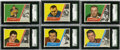 Hockey Cards:Sets, 1963/64 Topps Hockey Complete Set (66)....