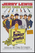 """Movie Posters:Comedy, The Family Jewels (Paramount, 1965). One Sheet (27"""" X 41"""") Flat-Folded. Comedy...."""
