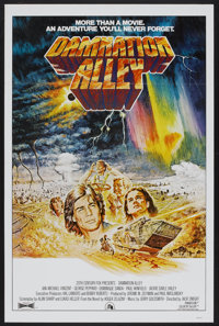 "Damnation Alley (20th Century Fox, 1977). International One Sheet (27"" X 41"") Flat-Folded. Science Fiction"