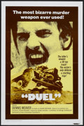 "Movie Posters:Action, Duel (Universal, 1972). International One Sheet (27"" X 41"").Action...."