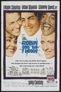 "Movie Posters:Comedy, Robin and the 7 Hoods (Warner Brothers, 1964). One Sheet (27"" X 41"") and Pressbook (11"" X 17""). Comedy.... (Total: 2 Items)"
