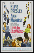 "Movie Posters:Elvis Presley, Viva Las Vegas (MGM, 1964). International One Sheet (27"" X 41"").Elvis Presley...."