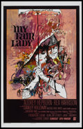 "Movie Posters:Musical, My Fair Lady (Warner Brothers, 1964). One Sheet (27"" X 41"").Musical...."