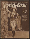 Movie Posters:Miscellaneous, Movie Weekly Magazine (Movie Weekly Publishing, 1923-1924). Fan Magazines (5) (Multiple Pages). ... (Total: 5 Items)