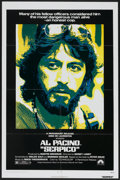 "Movie Posters:Crime, Serpico (Columbia, 1974). One Sheet (27"" X 41""). Crime...."