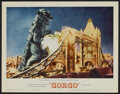 "Movie Posters:Science Fiction, Gorgo (MGM, 1961). Lobby Card (11"" X 14""). Science Fiction...."