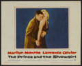 "Movie Posters:Romance, The Prince and the Showgirl (Warner Brothers, 1957). Lobby Card (11"" X 14""). Romance...."