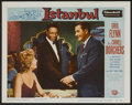 "Movie Posters:Adventure, Istanbul (Universal International, 1957). Lobby Card Set of 8 (11""X 14""). Adventure.... (Total: 8 Items)"