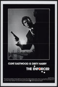 "Movie Posters:Crime, The Enforcer (Warner Brothers, 1977). One Sheet (27"" X 41"") FlatFolded. Crime...."