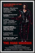"Movie Posters:Science Fiction, The Road Warrior (Warner Brothers, 1982). One Sheet (27"" X 41"") Review Style B. Science Fiction...."