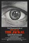 """Movie Posters:Thriller, The Day of the Jackal (Universal, 1973). British One Sheet (27"""" X 40"""") Flat-Folded. Thriller...."""