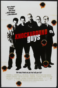 """Knockaround Guys Lot (New Line, 2001). One Sheets (2) (27"""" X 41"""" and 27"""" X 40""""). Crime.... (Total: 2..."""