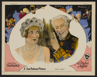 """The Duchess of Buffalo (First National, 1926). Title Lobby Card and Lobby Cards (5) (11"""" X 14""""). Comedy.... (T..."""